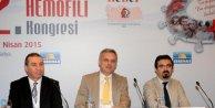 Türkiye'de 5 bin 450 kişi hemofili hastası