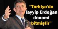 Türkiyede Erdoğan Dönemi Bitmiştir