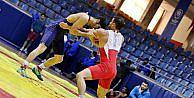 Türkiyenin En İyi Güreşçileri Tokatta Mindere Çikacak