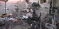 Tuzhurmatıya bombalı saldırı, 3 ölü 16 yaralı var
