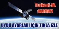 Turksat 4A uydusu nasıl ayarlanır, Turksat 4A uydu ayarları