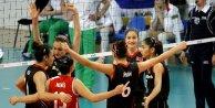 U18 Bayan Milli Voleybol Takımı, Avrupa Şampiyonasında yarı finali garantiledi
