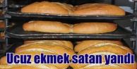 Ucuz ekmek satan fırınlara ağır ceza