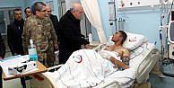 Uluderede askere gaz bombalı, taşlı saldırı: 1 asker yaralı(2)