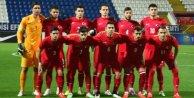 Ümit Milli Futbol Takımı, Danimarkayı 2-0 mağlup etti