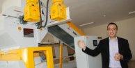 Üniversitenin geliştirdiği yeni tarım makinesi