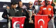 Uşaklı Karting takımı Bahreyn'de dünya ikincisi oldu