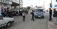 Üzerinden Minibüs Geçen Yaya Ağır Yaralandı