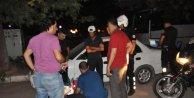 Valizli şahıs, polisi alarma geçirdi