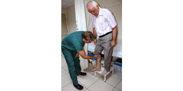 Varis hastalarına sıcak hava uyarısı