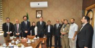 Vatan Partisi heyeti Mahmud Ahmedinejad ile görüştü