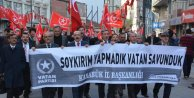 Vatan Partisinden Soykırım protestosu