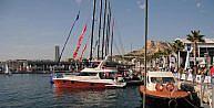 'volvo Ocean Race' İspanya'dan Start Aldı