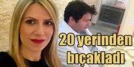 Yalova'da boşanmış koca dehşeti: 20 yerinden bıçakladı