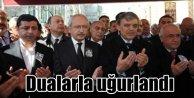 Yaşar Kemal dualarla uğurlandı