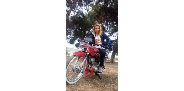 Motosiklet kazasında yaralanan üniversiteli Aslı kurtarılamadı