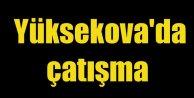 Yüksekova'da emniyet ve polis lojmanlarına saldırı