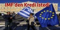 Yunanistan  IMFden Destek İstedi