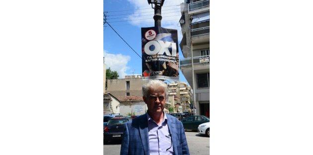 Yunanistan kemer sıkma konusunda sandık başına gidiyor