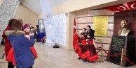 Zonguldakta ilkokul öğrencileri 23 Nisanı kutladı