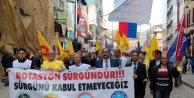 Zonguldakta öğretmenlerden 'rotasyon tepkisi