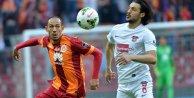 Zorlu Maç Galatasarayın