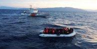 18 mülteci boğularak can verdi