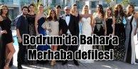 Bodrum'da 'Bahara Merhaba' defilesi