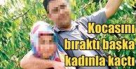 İki çocuk annesi kadın bir başka kadınla kaçtı