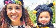 Özgü Namal'dan oğluyla birlikte Anneler Günü pozu