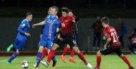 Türkiye 0 İzlanda 2