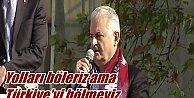 Binali Yıldırım Trabzon'dan seslendi