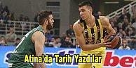 Fenerbahçe 80-Panathinaikos 75