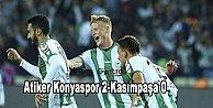 Atiker Konyaspor adını finale yazdırdı