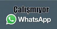 Whatsapp'a ne oldu; Whatsapp'a erişim durdu, BTK'dan ilk açıklama