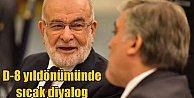 Abdullah Gül, Saadet Partisi D-8 20 yıl kutlamasında konuştu