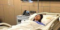 Genç şarkıcı Banu Parlak ameliyat oldu