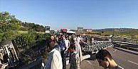 Bursa-Ankara karayolu tekrar ulaşıma açıldı