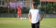 Evkur Yeni Malatyaspor Teknik Direktörü Sağlam: Kalıcı olmak için kadro kalitesi iyi olmalı