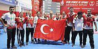 İşitme Engelliler Olimpiyatları'nda Türkiye 46 madalyayla 4. oldu