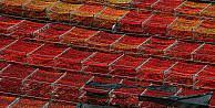 'Patlıcan Vadisi'den 65 ton dolmalık kuru biber ihracatı