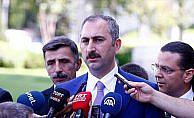 Adalet Bakanı Gül: Almanya Adil Öksüz konusunda gerekli adımları atmalı