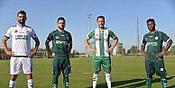 Atiker Konyaspor'da yeni sezon formaları tanıtıldı