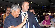 Mircea Lucescu İstanbul'a geldi