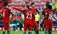 Portekiz Milli Takımı'nın kadrosunda Süper Lig'den üç futbolcu