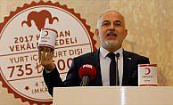 Türk Kızılayı bayramda 2 milyon yoksula ulaşacak