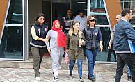 'Altın Kızlar'dan 1 milyon liralık dolandırıcılık