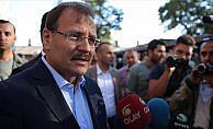 Başbakan Yardımcısı Çavuşoğlu: Arakan bu bayrama gölge düşüren bir yer oldu
