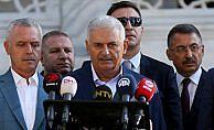 Başbakan Yıldırım: Dünyanın neresinde olursa olsun zulme rıza göstermek de zulümdür