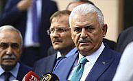 Başbakan Yıldırım: İran ve Irak'la işbirliği içerisinde çalışmalarımızı sürdüreceğiz